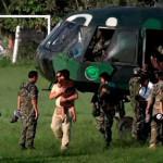 Vraem: rescatan a otros 8 niños y 7 adultos de campamento senderista