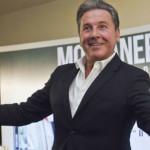 """Montaner: """"Mis nietos mitad peruanos hacen especial la visita"""""""