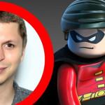 Michael Cera será el nuevo Robin, pero de la película de Lego