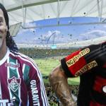 Paolo Guerrero y debut de Ronaldinho animan Liga de Brasil