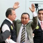 Comisión Martín Belaunde Lossio: Gregorio Santos será investigado