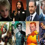 """Actores de Suicide Squad con """"gurú"""" para no volverse villanos"""