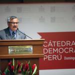 Congreso: JNE destaca anuncio de debatir reforma electoral