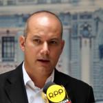 Megacomisión: fiscalía deberá profundizar investigación contra García