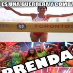 Gladys Tejeda: memes tras medalla de oro en Toronto 2015