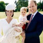 Reino Unido: bautizo de princesa Charlotte, visto por Mario Testino