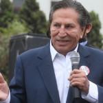 """Alejandro Toledo está """"desilusionado"""" del Ministerio Público"""