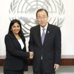 ONU acoge petición de Venezuela para mediación con Guyana