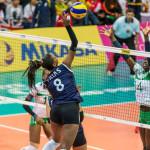 Vóley: Perú cae ante Kenia y logra medalla de plata en Grand Prix