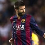 Barcelona: Gerald Piqué sería suspendido cuatro partidos