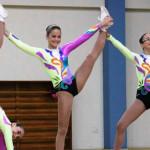 Gimnasia Aeróbica 2015: inauguran sudamericano en Lima