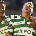 Supercopa de Portugal: André Carrillo anota el gol del triunfo del Sporting Lisboa