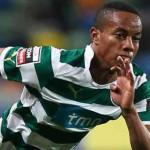 André Carrillo anota en empate del Sporting Lisboa ante Pacos de Ferreira