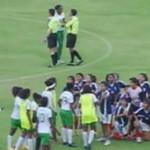 Ecuador: batalla campal en fútbol femenino se extendió en tribunas