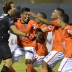 Vallejo despide con derrota a Alianza Lima del Torneo Apertura 2015