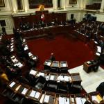 Congreso: pleno debatirá próxima semana ley de partidos políticos