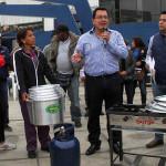 Callao: entregan viviendas prefabricadas a damnificados