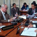 Comisión Orellana iniciará debate de informe final a fin de mes