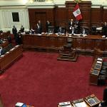 Congreso: debatirán financiamiento de partidos políticos