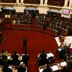 Congreso debate reformas a leyes orgánicas de entes electorales