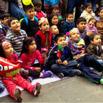 Día del Niño: celebraciones en el Centro de Lima (FOTOS)