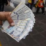 Tipo de cambio del dólar frente al sol cierra en S/. 3.374