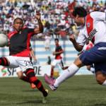 Municipal empata 1-1 con FBC Melgar por la fecha 15 del Torneo Apertura
