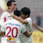 Copa Sudamericana: mira el gol de cabeza de Dulanto al Anzoátegui