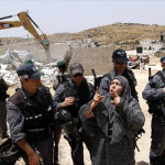 Israel arrasa viviendas y deja 39 niños sin hogar