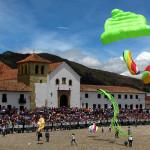 Festival de Cometas colorea el cielo en Colombia (Fotos)
