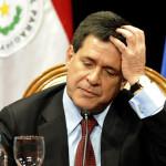 Paraguay: piden dimisión de presidente al cumplir dos años en el cargo