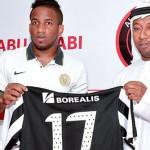 Al-Jazira: Jefferson Farfán es presentado en equipo árabe
