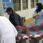 La Oroya: un muerto y 66 heridos en bloqueo de Carretera Central