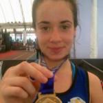 Muay Thai: María Paula Buzaglo campeona mundial en Tailandia