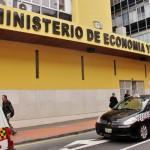 MEF aprueba metas e indicadores de desempeño del sector Economía