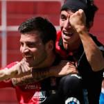 Melgar se queda a un gol de lograr la hazaña ante Junior de Barranquilla