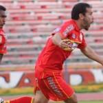 Sport Huancayo gana 4-3 a León y es puntero del Torneo Clausura