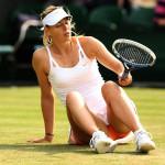 US Open: Sharapova no jugará por problemas en una pierna