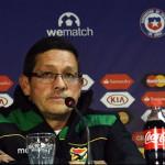 Mauricio Soria es ratificado como entrenador de Bolivia