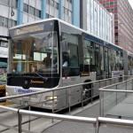 Metropolitano: presentan buses con cámara de seguridad integrada