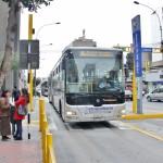 Metropolitano: En enero instalarían cámaras de videovigilancia