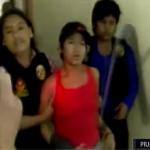 Piura: Misui Chávez aparece junto a su agresor