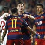 Barcelona gana el Trofeo Joan Gamper con paliza a As Roma 3-0