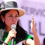 """Nadine Heredia: Persecución política está """"cantada"""" con el fujimorismo"""