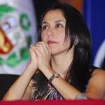 """Nadine Heredia asegura que """"quieren politizar su defensa"""""""