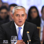 """Guatemala: presidente """"dará la cara"""" en antejuicio por corrupción"""