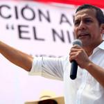 Ollanta Humala pide mantener avances en educación