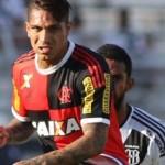 Paolo Guerrero: Flamengo cae 4-2 ante Palmeiras por el Brasileirao
