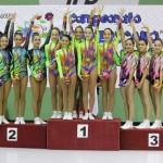 Lima 2015: Perú ganó 8 medallas en sudamericano de gimnasia aeróbica