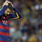 Barcelona: Piqué se disculpa, pero igual sancionado con 4 partidos (VIDEO)